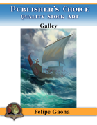 Publisher's Choice - Felipe Gaona (Galley)