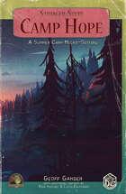 Stranger Stuff: Camp Hope (TinyD6)