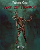 Publisher's Choice - Art of Horror - The Wendigo