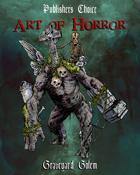Publisher's Choice - Art of Horror - The Graveyard Golem