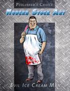 Publisher's Choice - Modern: Evil Ice Cream Man