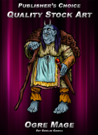 Publisher's Choice - Quality Stock Art: Ogre Mage