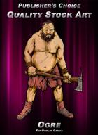 Publisher's Choice - Quality Stock Art: Ogre