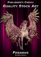 Publisher's Choice - Quality Stock Art: Pegasus