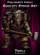 Publisher's Choice - Quality Stock Art: Troll