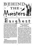 Behind the Monsters: Barghest