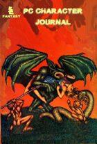 5e Fantasy Character Journal