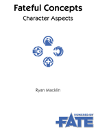 Fateful Concepts: Character Aspects