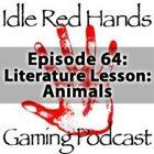 Episode 64: Literature Lessons: Animals