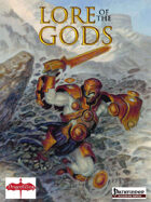 Lore of the Gods: PFRPG Edition