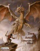 Torn Asunder: Critical Hits PFRPG Edition