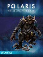 POLARIS RPG - Creatures - ENGLISH