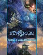 The Strange Livre de base