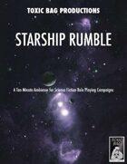 Starship Rumble