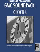 Game Masters Soundpack: Clocks