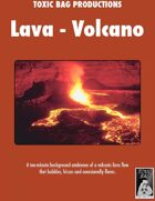 Lava - Volcano