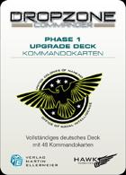 Dropzone Commander Phase 1 Kommandokarten