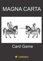 LVMENES MAGNA CARTA Card Game