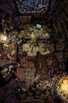 Dungeon World Game Master Poster