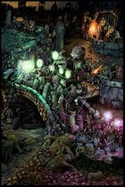 Dungeon World FAR RIGHT (4) Fronts  Poster