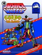 Justice Wheels #18 Gordo [ICONS]