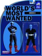 [ICONS] Worlds Most Wanted #2