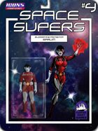 Space Supers #4: Bloodstone Protector Sarum [ICONS]