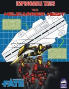 [Fate Core]Improbable Tales: Helicarrier Heist