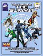 [M&M3e] World Defenders: The Summit - Enhanced Edition