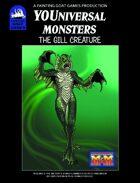 [M&M3e] The Gill Creature