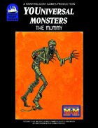 [M&M3e] The Mummy