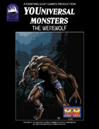 [M&M3e] The Werewolf