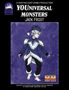 [M&M3e] Jack Frost