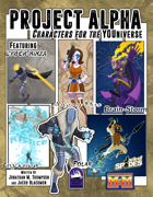 [M&M3e] Project Alpha: Characters for the Youniverse