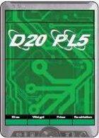 D20 Future cards: PL5 Equipment