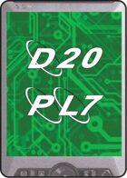 D20 Future cards: PL7 Equipment