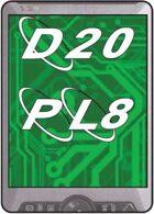 D20 Future cards: PL8 Equipment