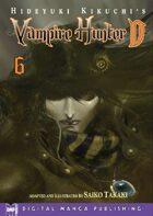 Vampire Hunter D Vol. 6 (manga)