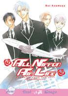 All Nippon Air Line: Paradise At 30,000 Feet (Yaoi Manga)