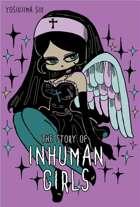 The Story Of Inhuman Girls (Yuri Manga)