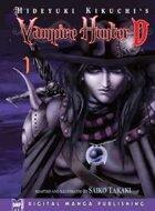 Vampire Hunter D Vol. 1 (manga)