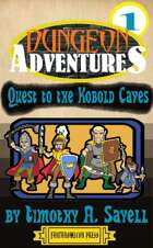 Dungeon Adventures 1: Quest to the Kobold Caves