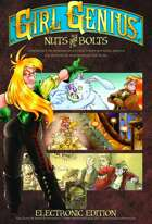 Girl Genius: Nuts and Bolts