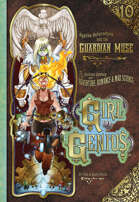 Girl Genius 10: The Guardian Muse