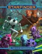 Starfinder - Archivo alienígena