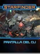 Starfinder- Pantalla del Director de Juego