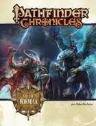 Pathfinder 1ª ed. - Guía de Korvosa