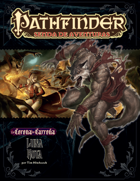 Pathfinder 1ª ed. - Corona de carroña 3 - Luna roja