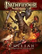 Pathfinder 1ª ed. - Cheliax, el Imperio de los diablos