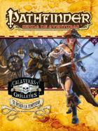 Pathfinder 1ª ed. - Calaveras y grilletes 3 - Se desata la tempestad